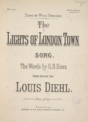 The Lights Of London Town part 01